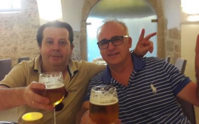 Entrevista a Carlos Navarro y a Antonio Rios